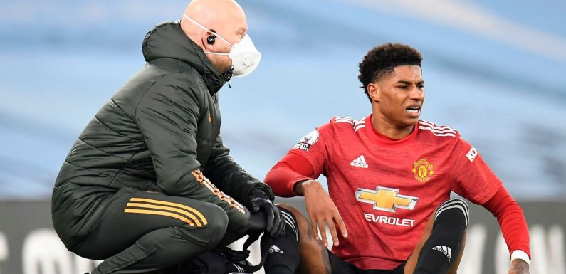 Man Utd hit by alarming £105m injury losses as Arsenal suffer £80m blow