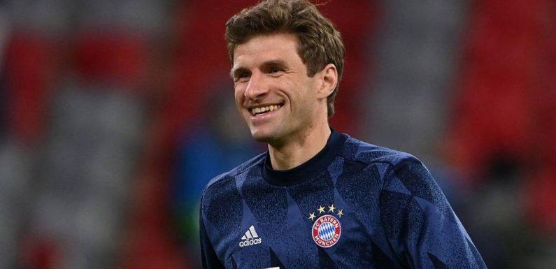Man Utd's failed Thomas Muller bid revisited as Bayern star drops transfer hint