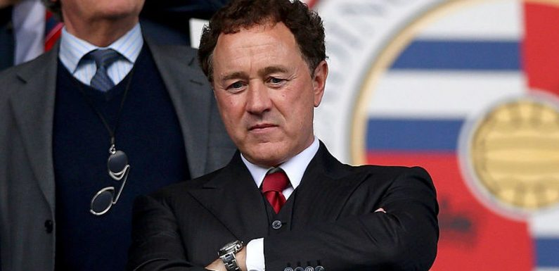 """Boro owner Steve Gibson's chauffeur 'unfairly dismissed' after """"f*** nuts"""" text"""