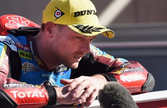Sam Lowes: My hand looked destroyed – but pain couldn't stop me racing for title