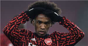 Arsenal flop Willian admits this season has been 'worst time of his career'