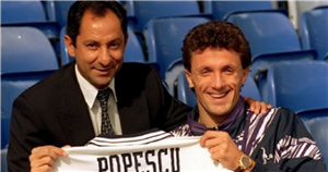 Ex-Spurs star Popescu worked as a spy – and played at club he tried to take down