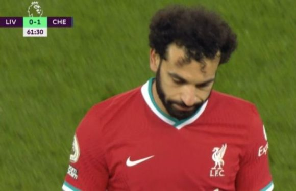 Liverpool boss Jurgen Klopp is playing dangerous game after Mohamed Salah sub