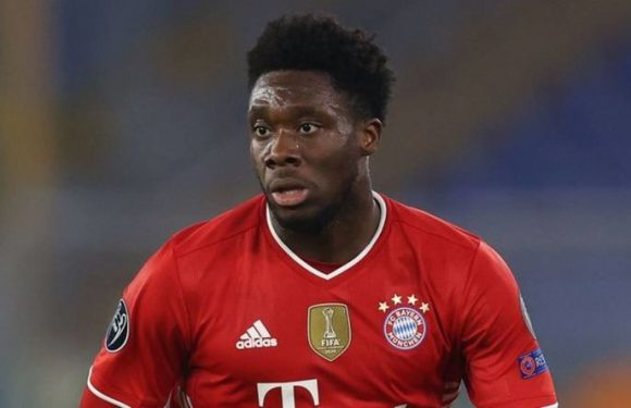 Alphonso Davies drops future Chelsea transfer hint – but Blues fans deliver mixed response