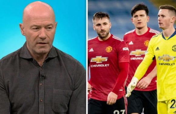 Alan Shearer makes point of singling out Man Utd star during Man City analysis