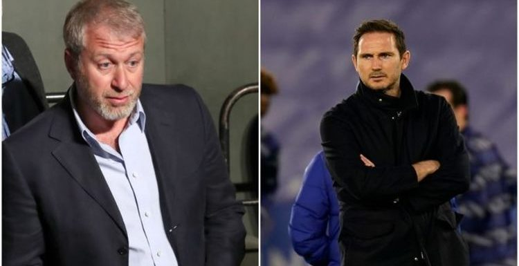 England U21 job is perfect chance for Frank Lampard to prove Roman Abramovich wrong