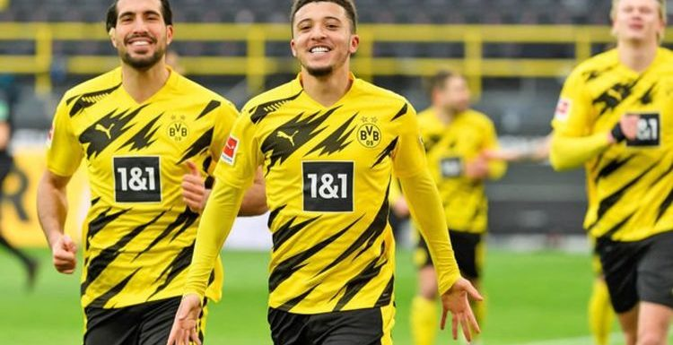 Manchester United have already signed one Jadon Sancho alternative but there's a problem