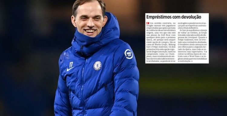 Thomas Tuchel may fall upon perfect Chelsea player this summer after transfer development