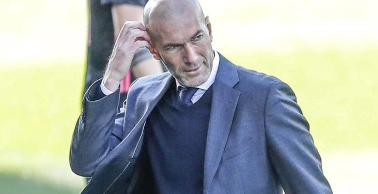 Man Utd and Chelsea transfer priority hinges on Zinedine Zidane amid Real Madrid uncertain