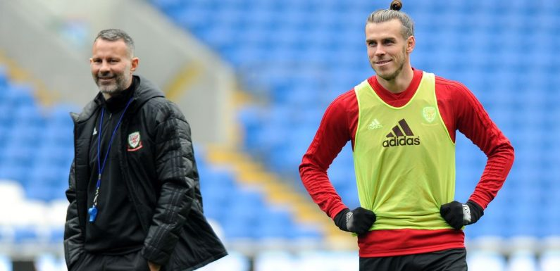 Bale would have completed Man Utd transfer if it wasn't for Giggs' role