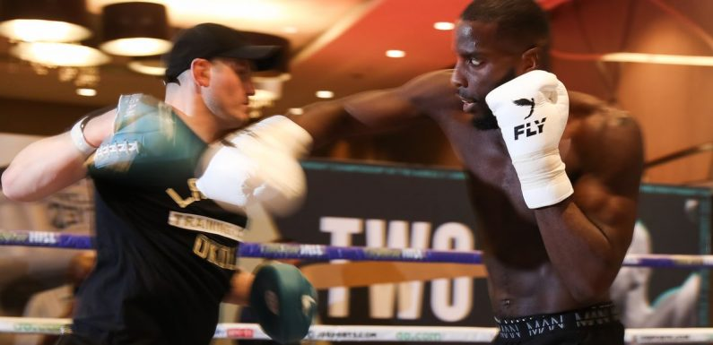 Shane McGuigan on how Lawrence Okolie can become his first undisputed champion