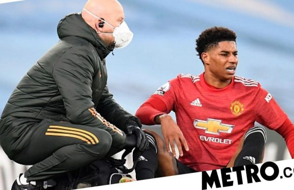 Ole Gunnar Solskjaer provides Marcus Rashford injury update ahead of Milan clash