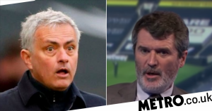 Jose Mourinho responds to Roy Keane's damning assessment of Spurs