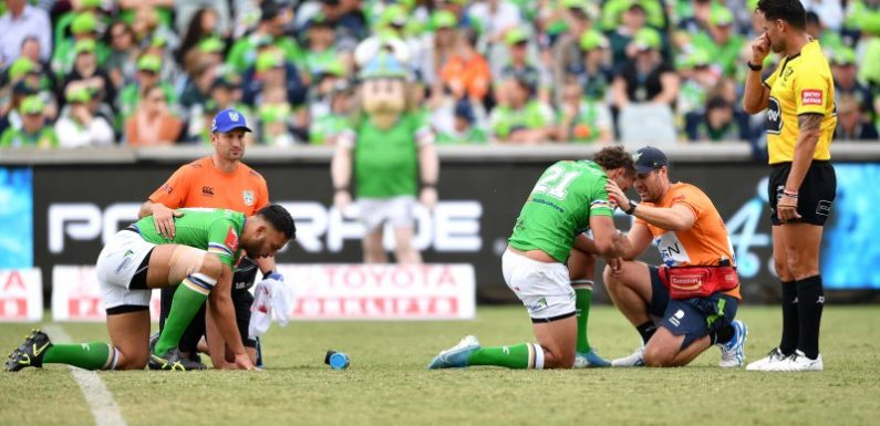 NRL coaches say 18th man concussion rule doesn't add up