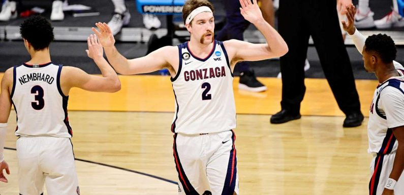It's time to root for Gonzaga to win the men's NCAA tournament