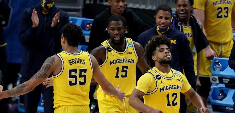 Michigan maximizes roster, stifles Florida State en route to men's Elite Eight