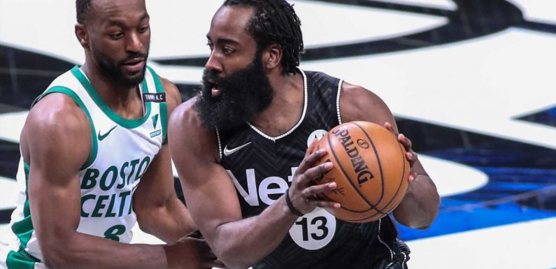 Las Vegas oddsmakers agree: James Harden might be right about betting on himself as MVP