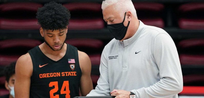 Wayne Tinkle and Oregon State are most surprising Cinderella in men's NCAA Tournament