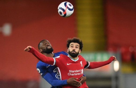 Football: Salah was feeling the intensity, Klopp says after Chelsea defeat