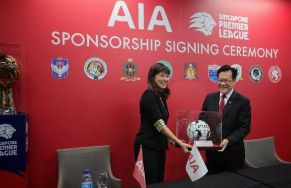 Football: More fan engagement in the works as AIA extends title sponsorship of Singapore Premier League