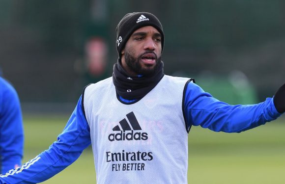 Arsenal's Lacazette risk, Smith Rowe comments and training ground rumours