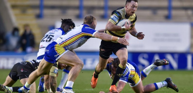 Ryan Brierley ready for unfinished business at promoted underdogs Leigh