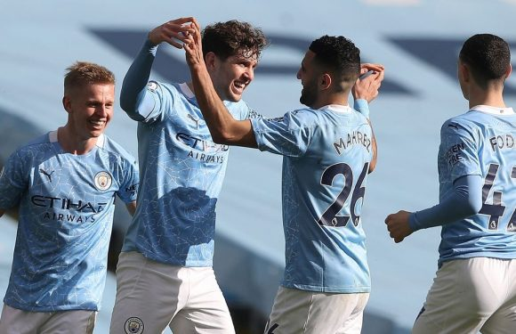 Earliest Man City can wrap up Premier League title as Man Utd clash looms