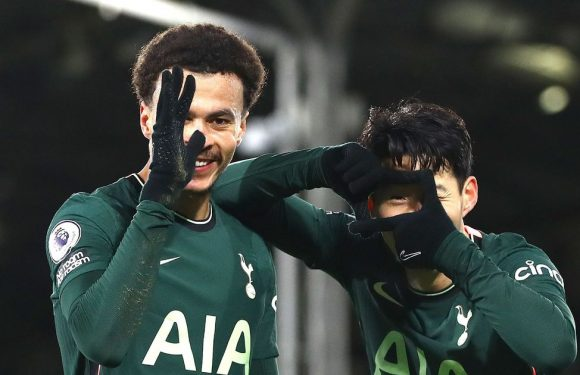 Jose Mourinho singles out Dele Alli for praise as VAR leaves Fulham upset