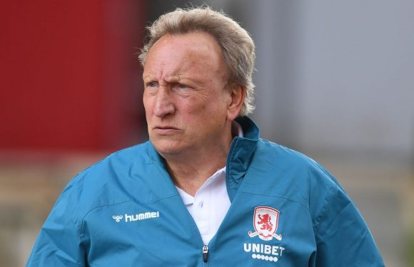Neil Warnock makes statement on when he'll quit management