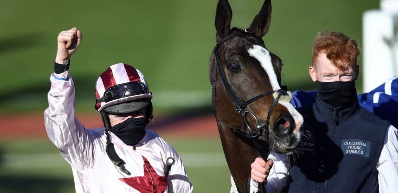 Cheltenham Festival accas foiled as Black Tears saves bookies from huge payout