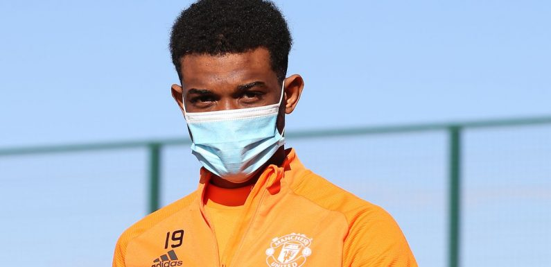 Facundo Pellestri and Amad's contrasting Man Utd fortunes playing out