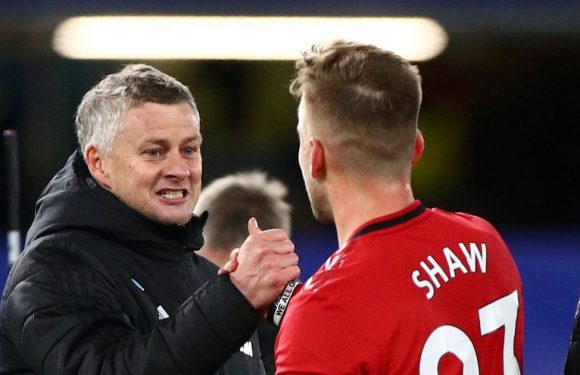Luke Shaw justifies surprising Solskjaer claim with Manchester derby heroics