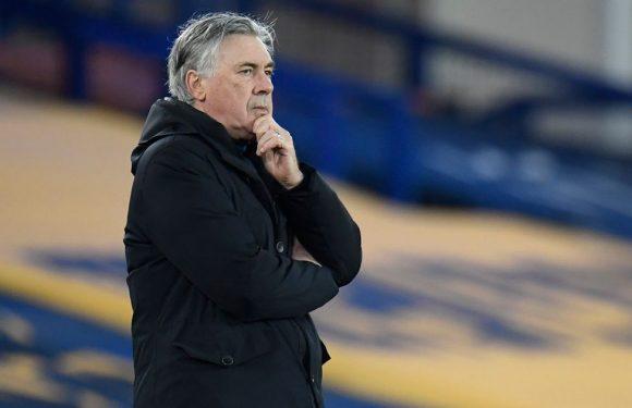 Carlo Ancelotti makes top-four prediction as Everton eye Champions League spot