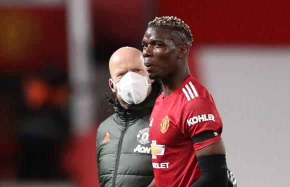 Ole Gunnar Solskjaer's warning to Paul Pogba as Man Utd star nears injury return