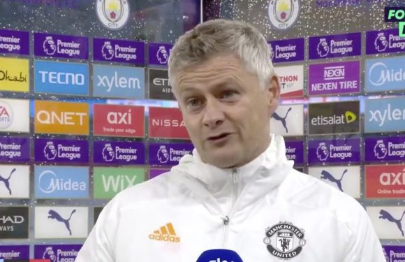 Solskjaer gives Marcus Rashford injury update with Man Utd star set for scan