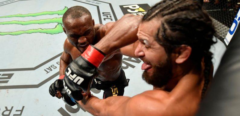 UFC fans warned they risk death attending Usman vs Masvidal rematch