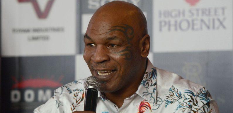 Mike Tyson makes prediction ahead of Anthony Joshua vs Tyson Fury