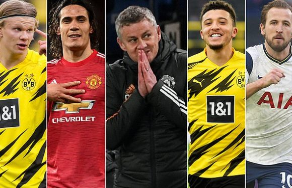 What are Manchester United's attacking options this summer?