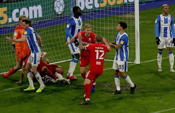 Huddersfield 1-1 Birmingham: Karanka's men salvage much needed point