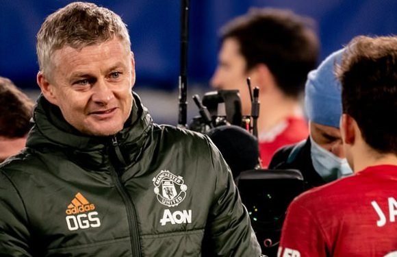 Solskjaer warns that Man United must be 'realistic' in transfer market