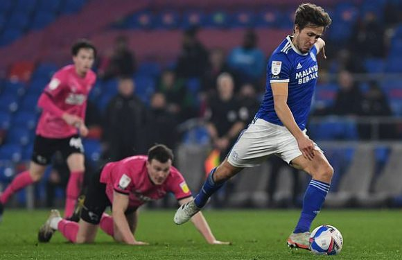 Championship round-up: Cardiff move back into top six by beating Derby