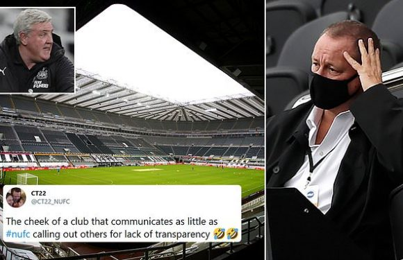 Newcastle fans hit out at club for 'hypocrisy' after High Court blow