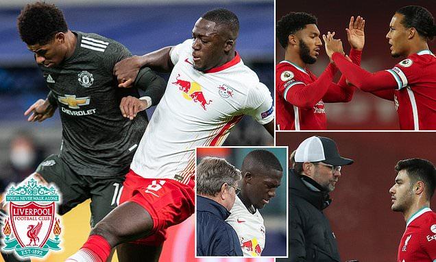 Lowdown on Liverpool's £33m centre back target Ibrahima Konate