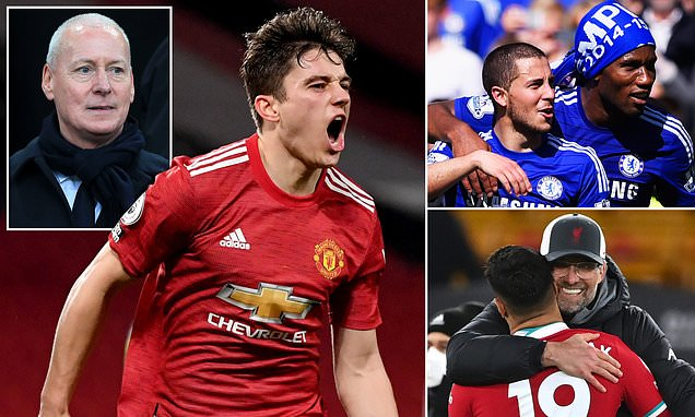 Daniel James hits back at Jim White for calling him a Liverpool fan