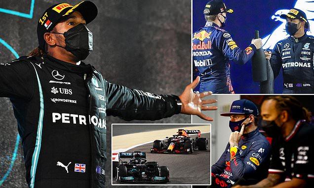 The rivalry set to define the season: Lewis Hamilton vs Max Verstappen
