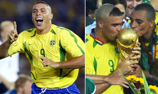 Ronaldo apologises for THAT awful haircut before 2002 World Cup final