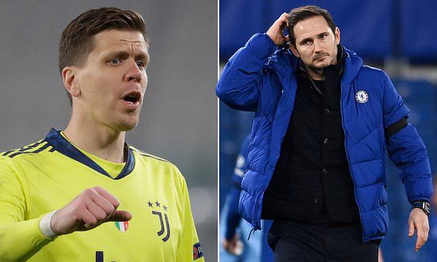 REVEALED: Lampard 'was interested in signing Wojciech Szczesny'
