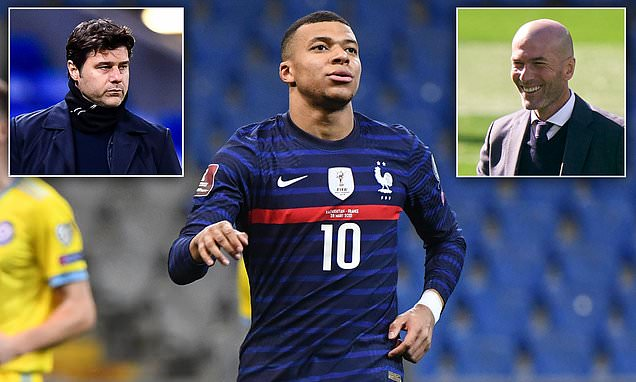 Kylian Mbappe 'will NOT play for France at this summer's Olympics'