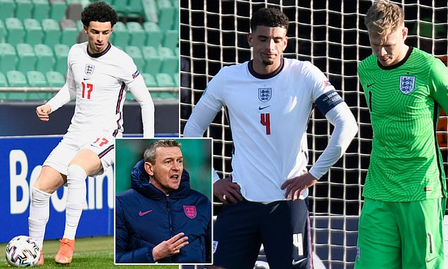 Aidy Boothroyd insists being England U21 boss is an 'IMPOSSIBLE job'