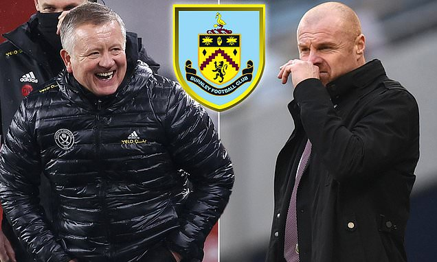 EXCLUSIVE: Burnley may turn to Wilder if Dyche leaves Turf Moor